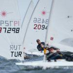 Philipp Loewe gewinnt die U21 Weltmeisterschaft im Laser