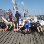 Sommer-Trainingslager der Opti Kids in Warnemünde 2018