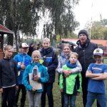 Regenbogen und Meteoritenschweif beim Ahorn-Cup 28.-29.09.2019