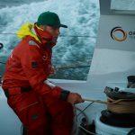 Robert Stanjek beim THE OCEAN RACE EUROPE