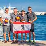 Kay-Uwe Lüdtke wird Vize-Weltmeister 2021 im Flying Dutchman